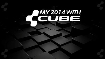 My 2014 with Cube
